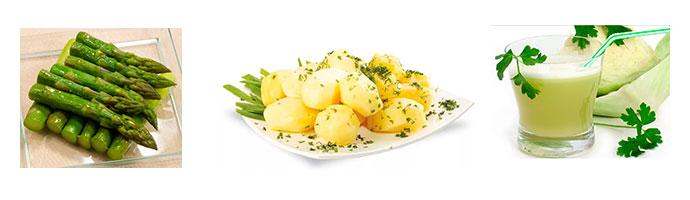 еда, помогающая вылечить гастрит