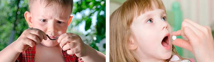 лечение и профилактика глистов у ребенка