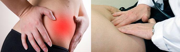 признаки аппендицита - воспаленный appendicitis