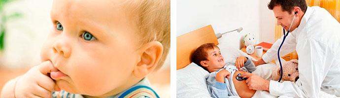 признаки паразитов в детском организме