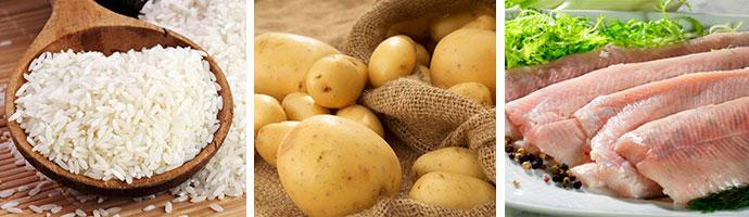 продукты, полезные при воспалении желудка