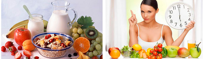 питание при заболевании желудка