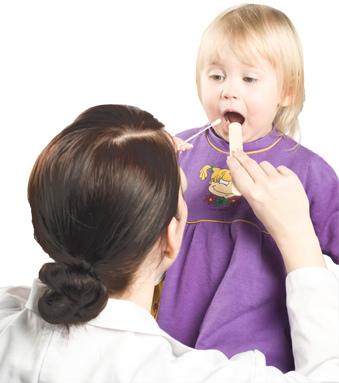 Чем лечить гранулезный фарингит у ребенка?.