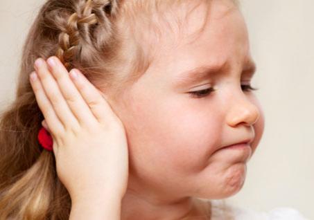Как вылечить двусторонний отит у ребенка?.