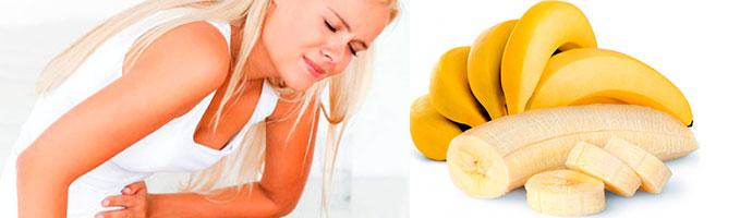 можно ли есть бананы болеющим гастритом