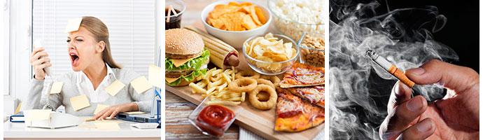 причины хронического заболевания желудка