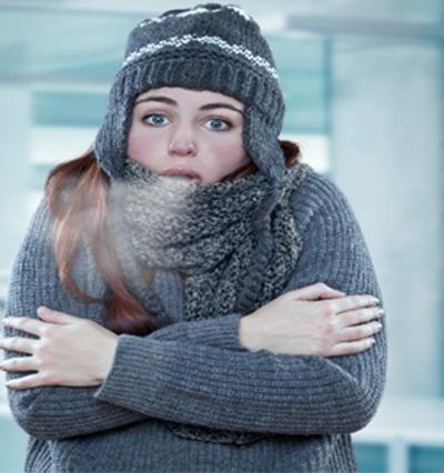 Что делать если от холода болит голова