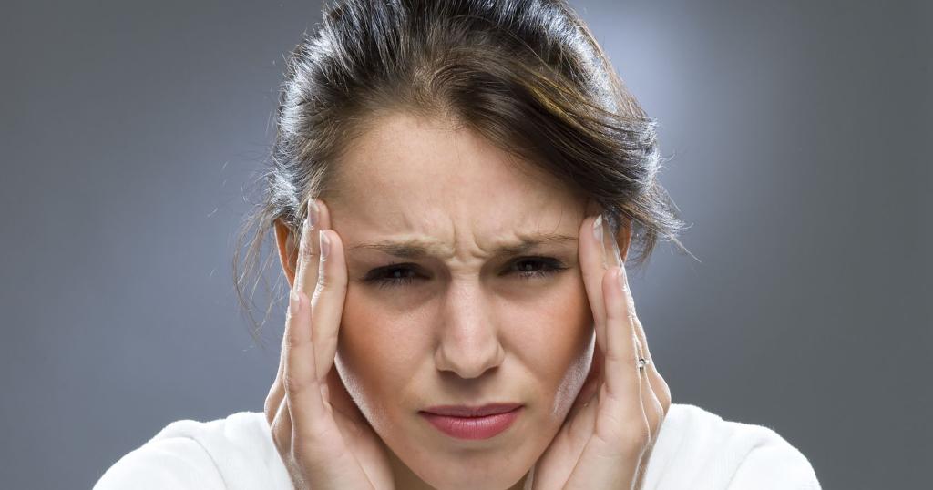 Лечение базилярной мигрени