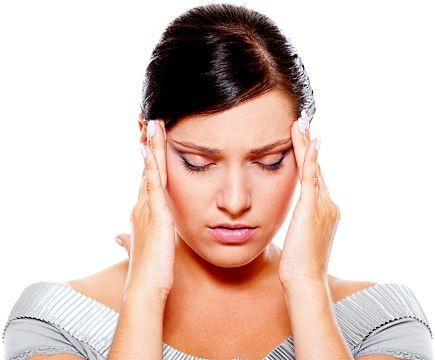 После бани болит голова