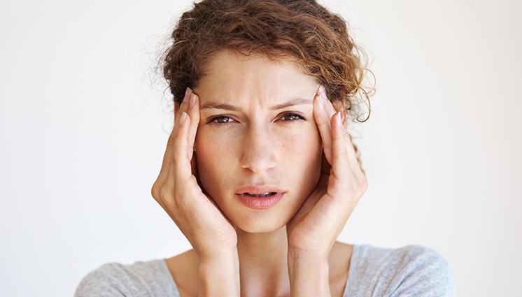 Причины частых головных болей
