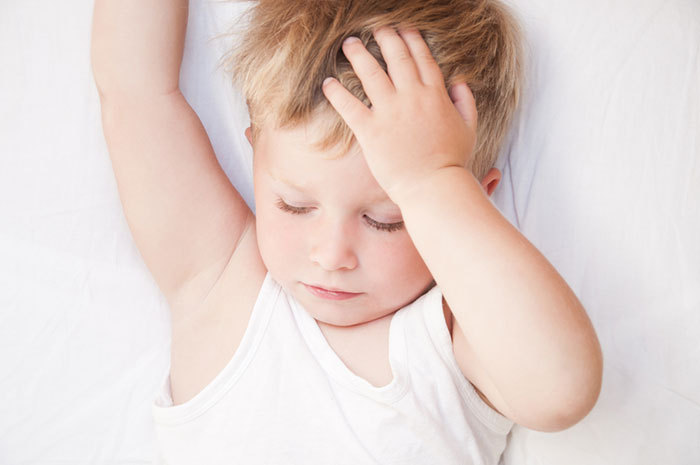 У ребенка болит голова — что дать?