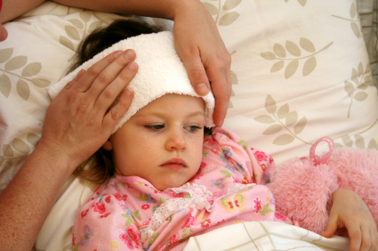 Ушиб головы и мозга у ребенка