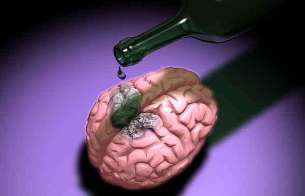 Вред алкоголя при сотрясении мозга